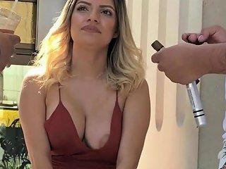 XHamster Porno - Latina Nipple Slip At Restaurant Free Hd Porn 2e Xhamster