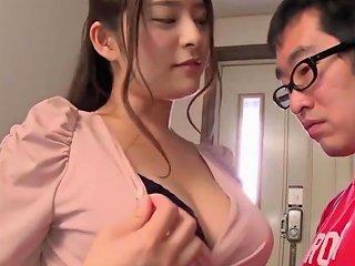 VJAV Porno - Great Japanese Model In Hottest Jav Movie Exclusive Version