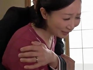 VJAV Porno - Japanese Mom Gets Penetrated By A Business Man Who Wants Her