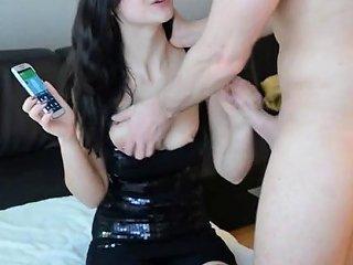 JizzBunker Porno - Banged While On The Phone