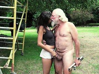 NuVid Porno - Stuck In Old Dick Nuvid
