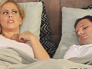 GotPorn Porno - Hubby Watches Wife Fucking A Big Black Cock
