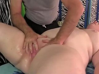 RedTube Porno - Chubby Chasing Masseur Gives A Raunchy Rubdown To Fat Redhead Ginger Rose 124 Redtube Free Masturbation Porn