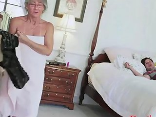 JizzBunker Porno - 60yo Fucks 20 Yo