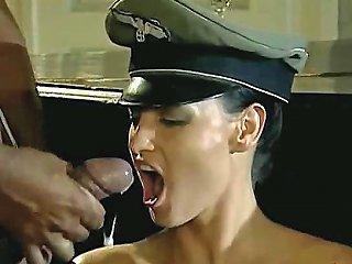 GotPorn Porno - Laura Angel Interracial Anal As Nazi Woman