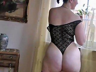 JizzBunker Porno - German Pawg MILF