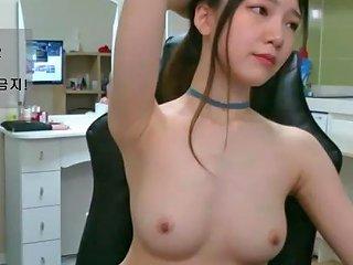 JizzBunker Porno - Asian Teen Camgirl Smoking And Teasing