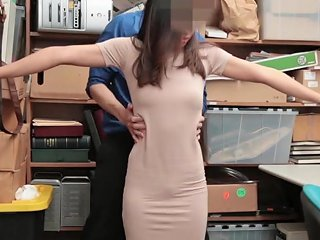 XHamster Porno - Aurora Winters Fucked Hard By Security Guard With Stiff
