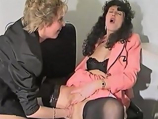 XHamster Porno - Sandra Fox Fisting And Lesbian Fun With Other Women 01