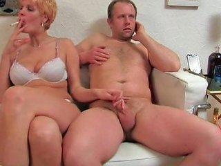 XHamster Porno - Ugly Woman Smoking Denial Handjob Free Porn 9f Xhamster