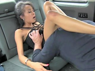 XHamster Porno - Fake Taxi Beautiful Young Black Girl In Bodysuit Porn Ea