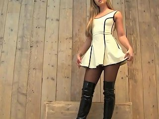 XHamster Porno - Boots And Pantyhose Free Joi Hd Porn Video 42 Xhamster