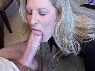 XHamster Porno - Housewife Pov Blowjob